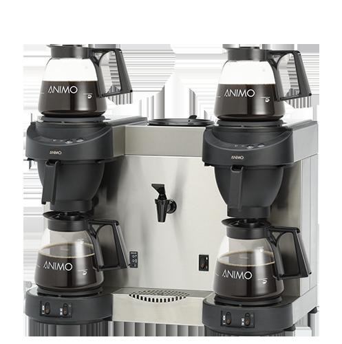 Koffiezetapparaat Animo M202W