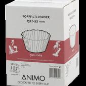 Korffilterpapier Animo 152/457