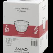 Korffilterpapier Animo 203/533