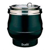 soepketel dualit zwart 11 liter