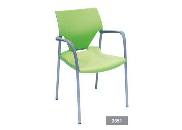 armstoel trendy valk 3351