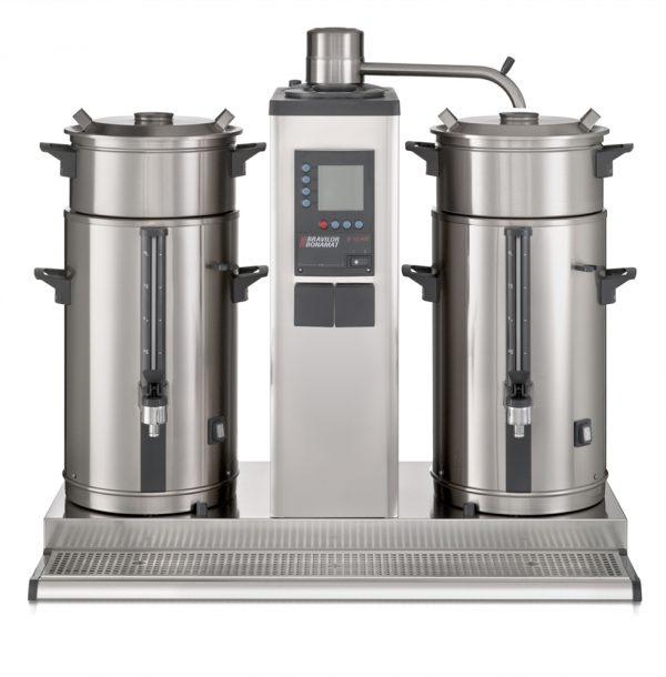 koffiezetinstallatie bravilor b10 2 containers van 10 liter
