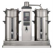 koffiezetinstallatie bravilor b10hw 2 containers van 10 liter en heetwateraftap
