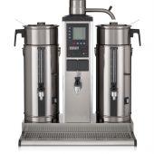 koffiezetinstallatie bravilor b5 hw 2 x 5 liter container en heetwateraftap