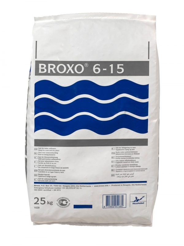 broxo zout 25 kg