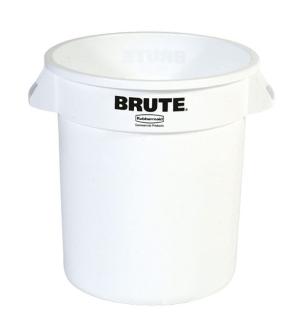 container wit 37,9 liter rubbermaid